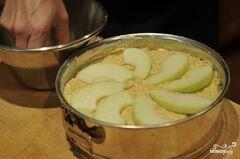 «Американский яблочный пирог» - приготовления блюда - шаг 10