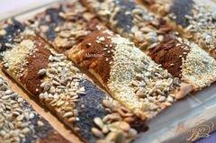 «Хлебцы по-французски» - приготовления блюда - шаг 3