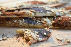 «Хлебцы по-французски» - приготовления блюда - шаг 4