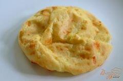 «Куриный салат с сырными слойками» - приготовления блюда - шаг 5