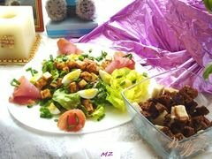 """«Салат """"Наслаждение""""» - приготовления блюда - шаг 7"""
