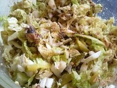 «Салат с сардинами» - приготовления блюда - шаг 11