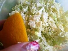 «Салат с сардинами» - приготовления блюда - шаг 3