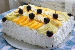 """«Торт """"Тропиканка""""» - приготовления блюда - шаг 7"""