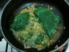 Паста со сливочно-шпинатным соусом, пошаговый рецепт с фото