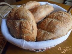 Лепeшка с бастурмой – кулинарный рецепт