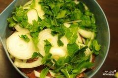 «Шашлык из баранины с уксусом» - приготовления блюда - шаг 2