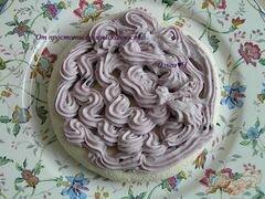 Овсяное тирамису с черничным джемом, пошаговый рецепт с фото