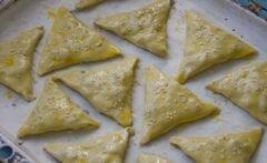 Узбекская слоеная самса: как приготовить, пошаговый рецепт с фото