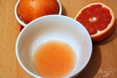 Куриные бедрышки в грейпфрутовом маринаде – кулинарный рецепт