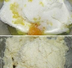 Ватрушки Азбука, пошаговый рецепт с фото