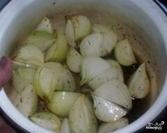 «Шашлык из сома» - приготовления блюда - шаг 4