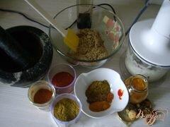 Сациви из цесарки, пошаговый рецепт с фото