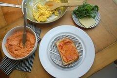 """Чечевичное бутербродное """"масло"""" – кулинарный рецепт"""