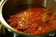 Мексиканский суп с мясными шариками, пошаговый рецепт с фото