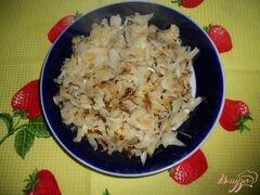 Вареники с мясом и капустой, пошаговый рецепт с фото
