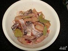 Щука в сметане с луком, пошаговый рецепт с фото