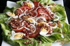 Вогезский салат – кулинарный рецепт