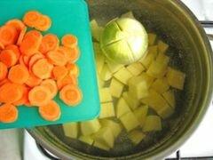 Хлебный суп с щавелем, пошаговый рецепт с фото