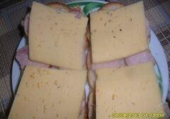 Горячие бутерброды вкусняшки – кулинарный рецепт