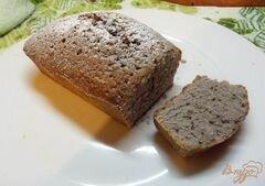 Постный кекс-манник с ягодами, пошаговый рецепт с фото