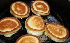 Оладьи на просроченном кефире пышные рецепт пошагово