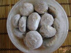 Печенье Снежок - приготовления блюда - шаг 5
