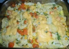 Спагетти с запечённой цветной капустой , пошаговый рецепт с фото
