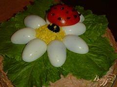 """Блинный торт """"Лето"""" – кулинарный рецепт"""