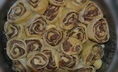 «Штрудели с фаршем и картофелем» - приготовления блюда - шаг 9