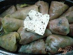 Голубцы с грибами, пошаговый рецепт с фото