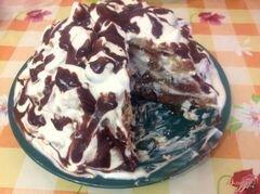 Торт кучерявый пинчер пошагово фото