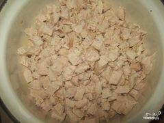 """«Салат """"Леший""""» - приготовления блюда - шаг 3"""
