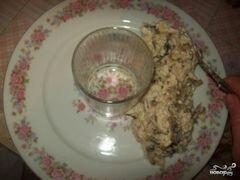 """«Салат """"Леший""""» - приготовления блюда - шаг 7"""