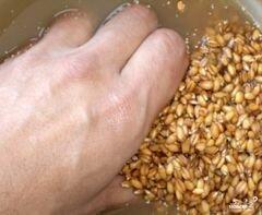 Квас из пшеницы - приготовления блюда - шаг 2
