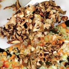Как приготовить икру из сушеных грибов