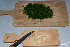 Соус с курицей и картошкой - приготовления блюда - шаг 10