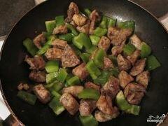 Классический стейк с перцем, пошаговый рецепт с фото