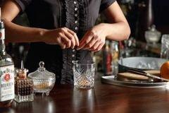 Твист на «Олд фэшн», пошаговый рецепт с фото