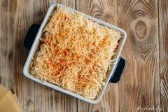 Домашняя овощная лазанья, пошаговый рецепт с фото
