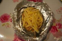 «Клыкач на гриле и в духовке» - приготовления блюда - шаг 5
