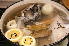 Рецепты ухи из сазана фото