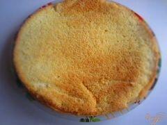 Медовое пирожное со сливочно-творожным кремом – кулинарный рецепт