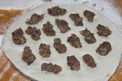 Ленивые вареники с изюмом, пошаговый рецепт с фото