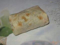 «Рулетики из лаваша постные» - приготовления блюда - шаг 8