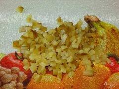 «Соус с маринованным огурчиком и французской горчицей» - приготовления блюда - шаг 4