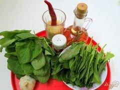 Рулет из шпината с рисом – кулинарный рецепт