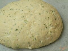Яично-кабачковая пицца – кулинарный рецепт