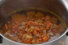 Шпинатная лапша с креветками, пошаговый рецепт с фото
