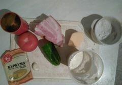 Ростбиф с домашним майонезом, пошаговый рецепт с фото